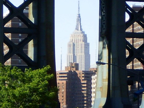 Empire State Building photo by Christian