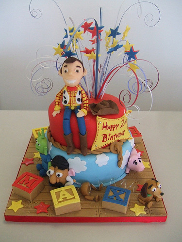 CAKE - Toy Story (by CAKE Chester)