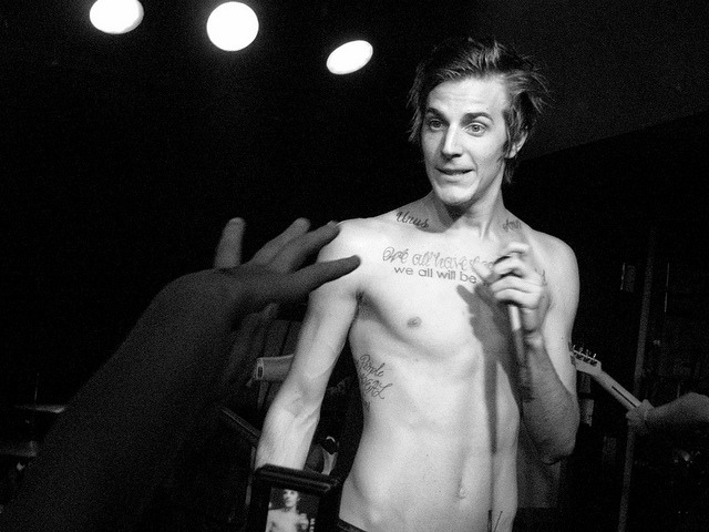 John O'Callaghan/ The Maine by Gabby Patin Photography on Flickr.