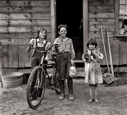 luzfosca:  Dorothea Lange The Simple Life, 1939