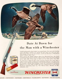 Date At Dawn for the Man with a Winchester