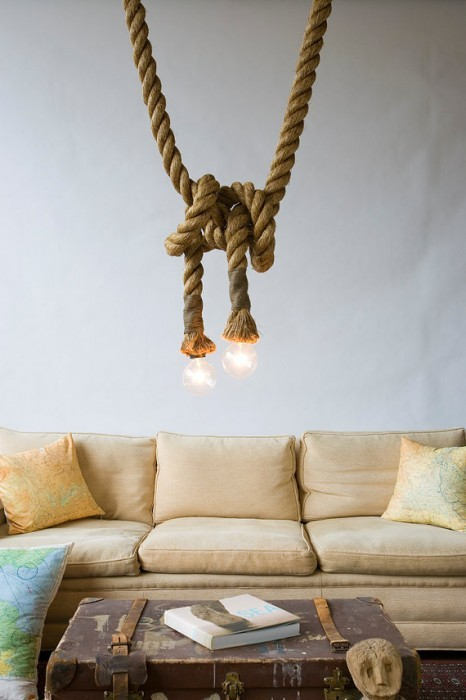 itshadrian:  Awesome rope light.