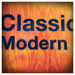 Classic/Modern on Flickr.