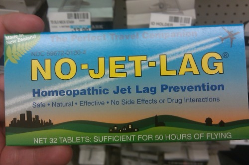 Yep, no side effects! LOL For shame, CVS.