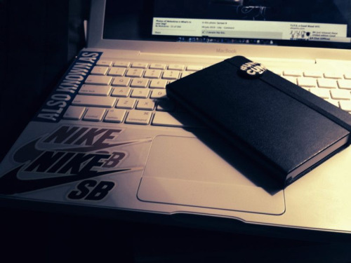 Hello new moleskine