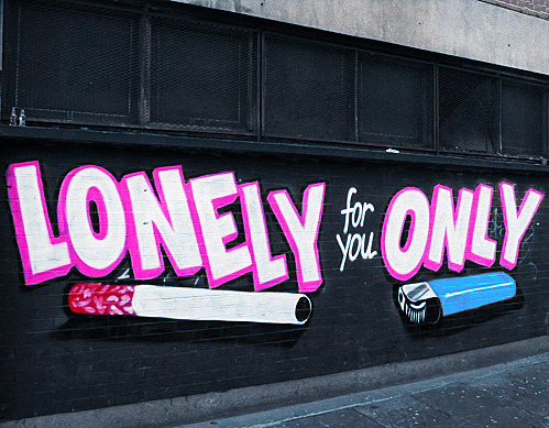 nevver:  Only the Lonely