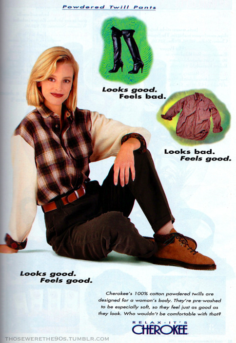 Looks Good, Feels Good!  // November 1994