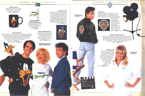 slippyton:  Warner Brothers catalogue circa 1990