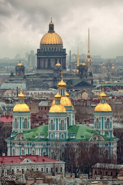 Awesome  justcallmegrace:  Russian Landscape
