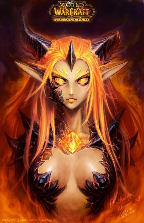 burn me with your fire elf hotness