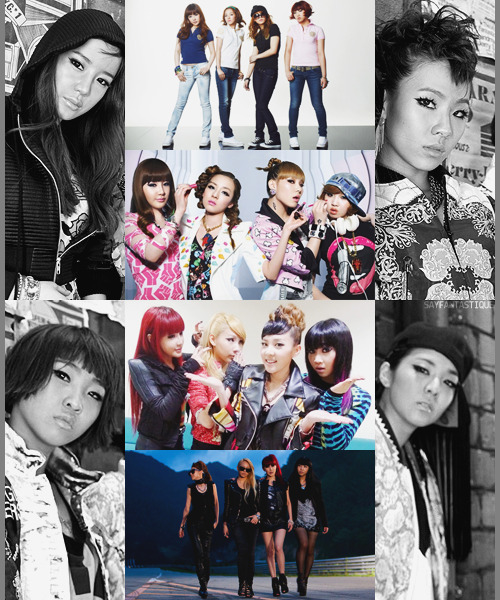 favorite pics meme: 2NE1; requested by: mojorolls