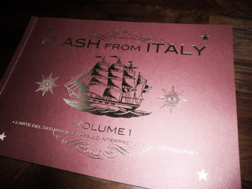Flash From Italy ancora disponibile. 400 copie numerate.