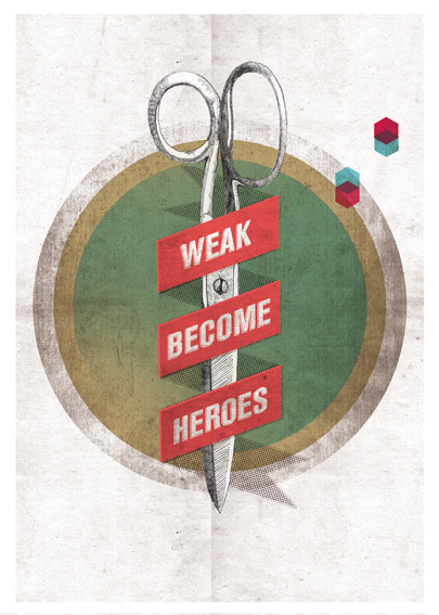 Samuel Castano - The Streets - Weak Become Heroes