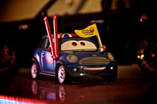 Ronnie Del Cooper from Cars2