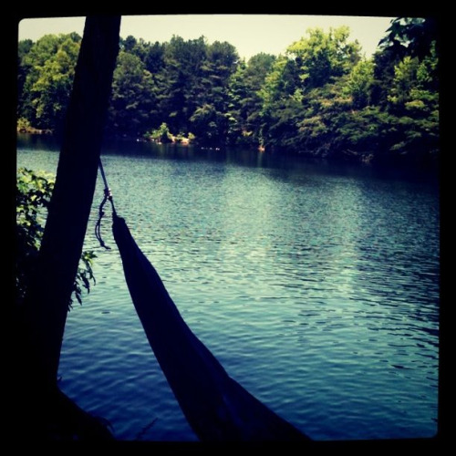 nikitrulyand4evr:  Rock quarry. Durham. Sunday.  Okay, I need to go swim in that quarry like, tomorrow.