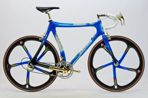 believe-belong:  Colnago c35… Game over…