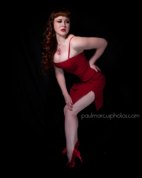 Photo of the day! MODEL & MUAH: Scarlet von Harlet - http://www.facebook.com/scarletvh PHOTO: Paul Marcus Photos - http://www.paulmarcusphotos.com/