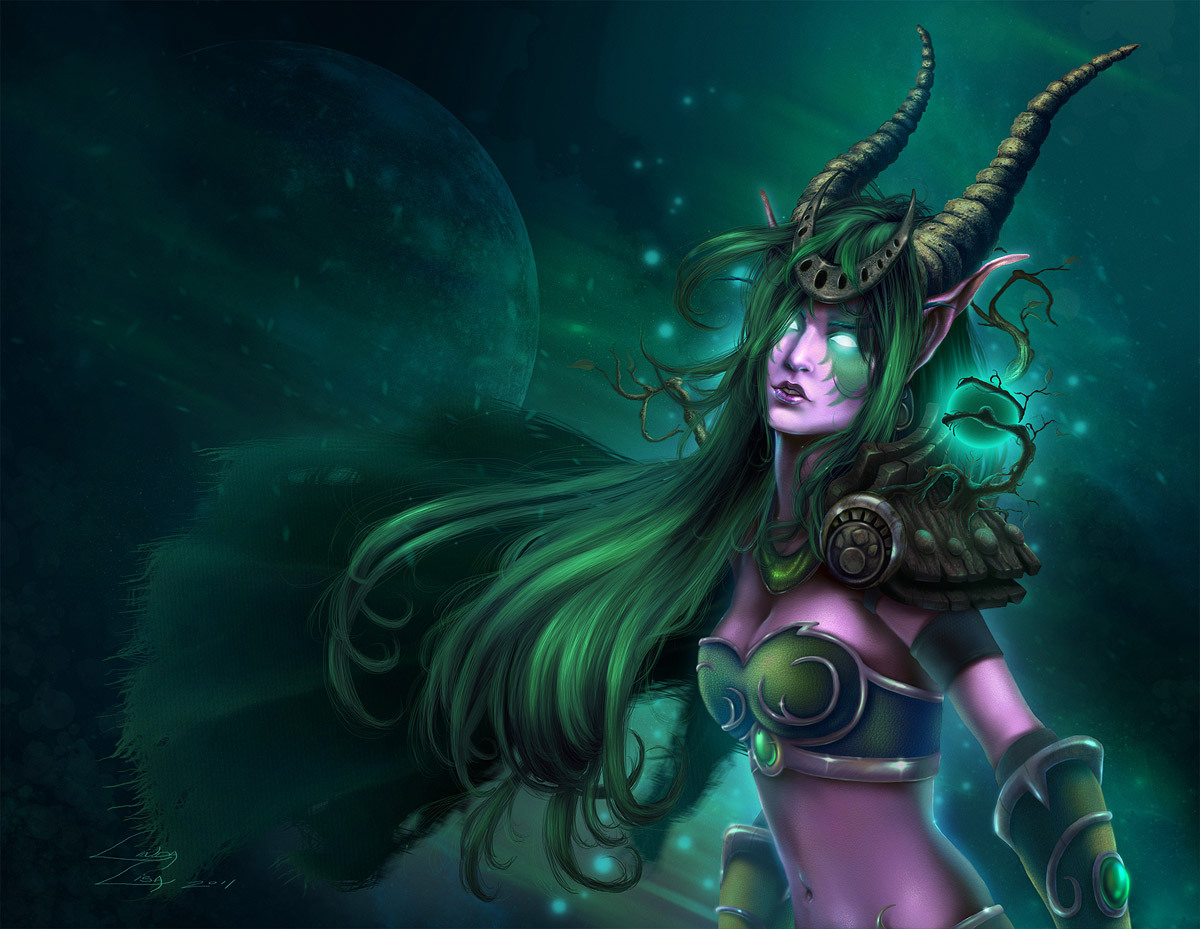 Ysera - Linda Lisa West - 6/8/11