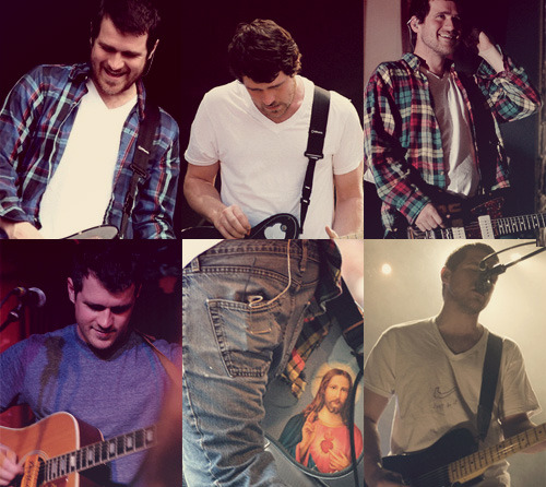 Six favourite pictures → Jesse Lacey asked by shutuplu