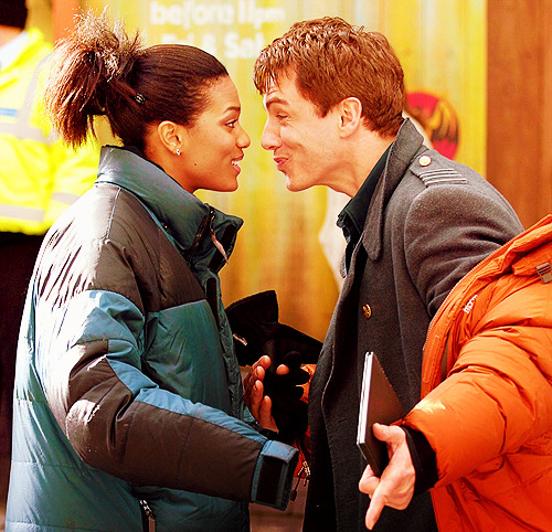 Freema and John.