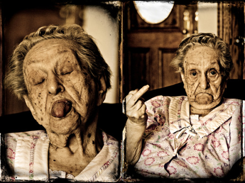 dansmonlivreamoi:  Aging Gracefully - At 97, she can do whatever she wants  Alan Shapiro
