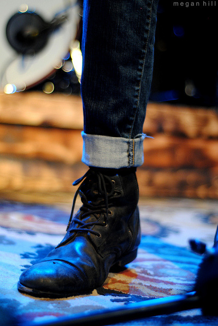 John O'Callaghan - The Maine by megan.hill on Flickr.name that shoe