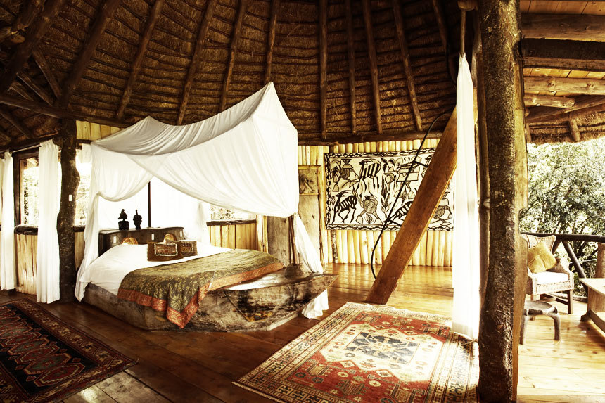 cations:  Tree house hotel suite (via NGONG HOUSE)