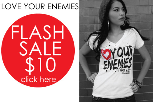 For a few hours only! Click in the image to get one for $10.00