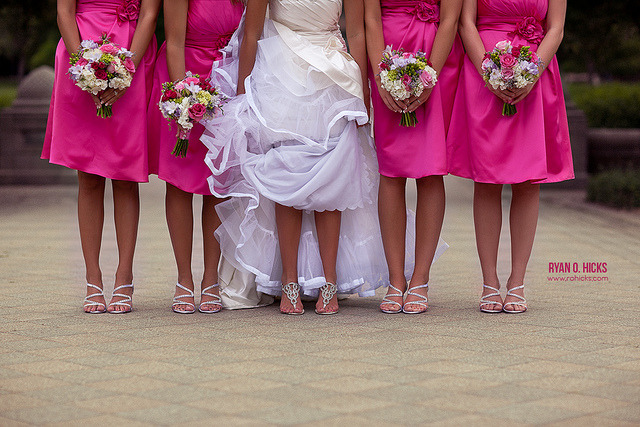 Ashlyn Buyer's Bridal Party by Ryan O. Hicks