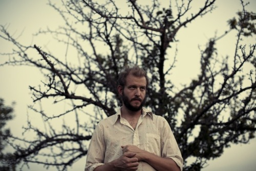 "Pitchfork Interviews Justin Vernon about ""Bon Iver, Bon Iver"" and assorted other things  A great interview that peels back the layers on the Bon Iver mystery as well as the general inspirations behind the name. Including the brilliant Richard Buckner (who everyone needs to seek out and listen to immediately), and many others. This is a must read for fans of Bon Iver as well as fans of indie music. Pitchfork nailed this one. (Pitchfork Interviews Bon Iver )"