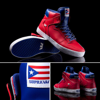 flyerhigher:  GOOD PR: Supra Vaider – Puerto Rican Day Parade Edition