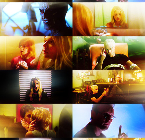 acidflashbacks:   TV CHALLENGE; 8 FAVORITE EPISODES  »» HUSH (Buffy the Vampire Slayer)