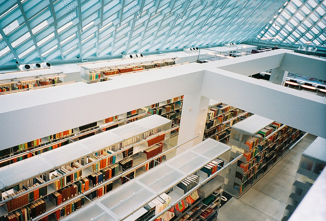 Seattle Central Library by earthtoandrea on Flickr.