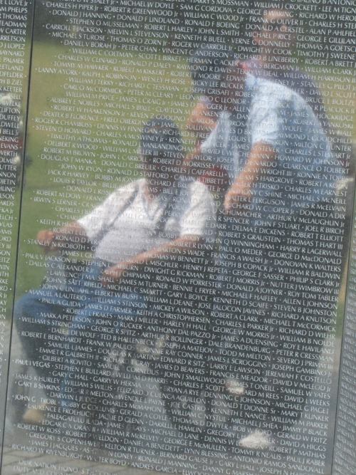 "What is your impression of the World War II Memorial? ""There is so much truth in it. Whoever engineered it sure knew a lot about it. It just touches everybody."" - Gerald Minnick, Inavale"
