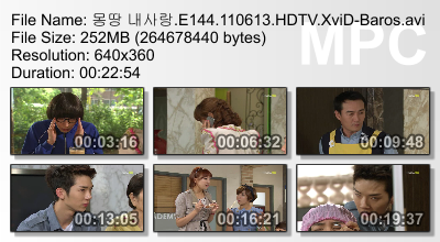 110613 All My Love Ep.144 - Full Show Megaupload CR: baros + Yui@ beastdownsloads.tumblr.com