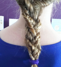 attempt of a cool plait