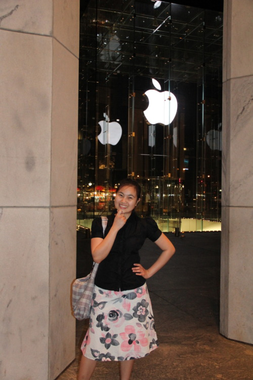 big apple :D
