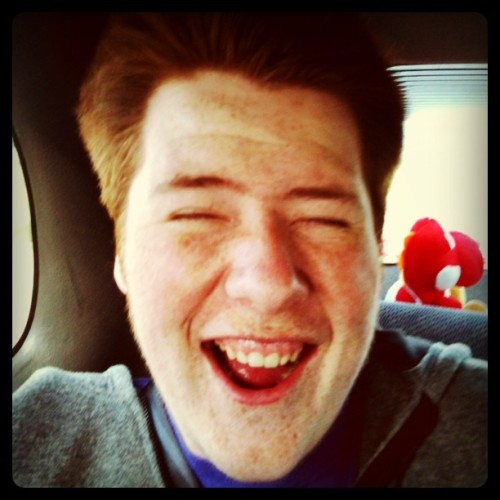 cmckee:  Happy @Birse16 (Taken with instagram)