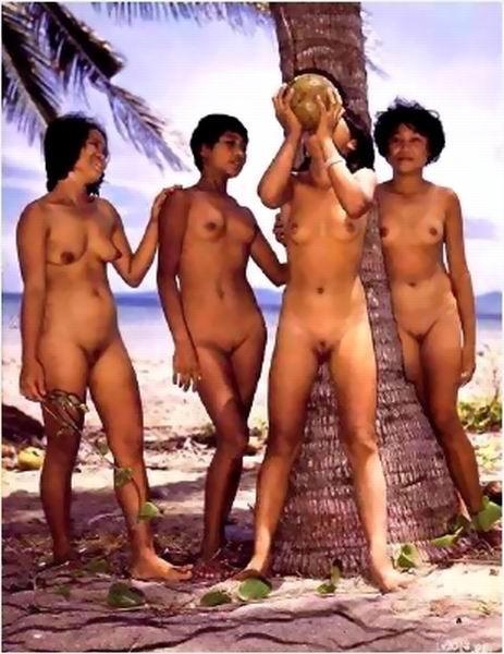 Family nudists naturists pics