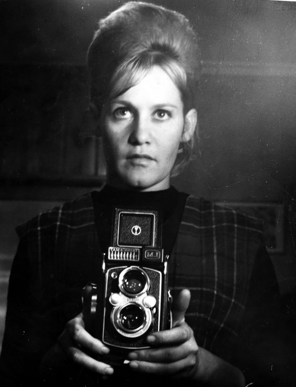 Sue Ford Self-portrait (1961)