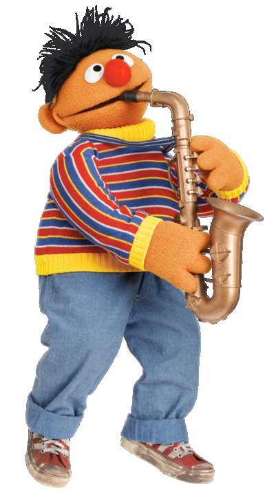 sesamestreet:  Music always makes Mondays better.  Co-sign, Ernie. NPR's coverage of the Newport Folk Festival. Spend the day listening to Wanda Jackson, Amos Lee, the Carolina Chocolate Drops and more….