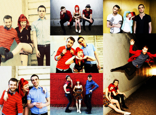welovewilliams:  Paramore by Lindsey Byrnes