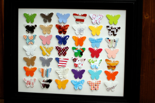 (via Butterfly collage | NoBiggie)