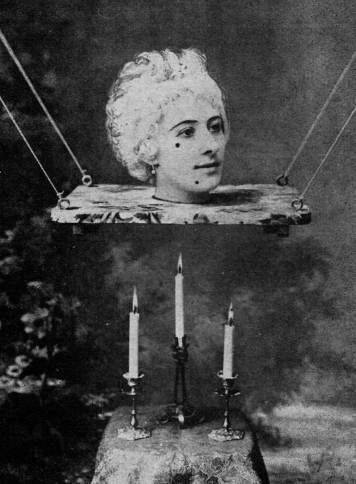 oldhollywood:  Georges Méliès, 1901 (via)
