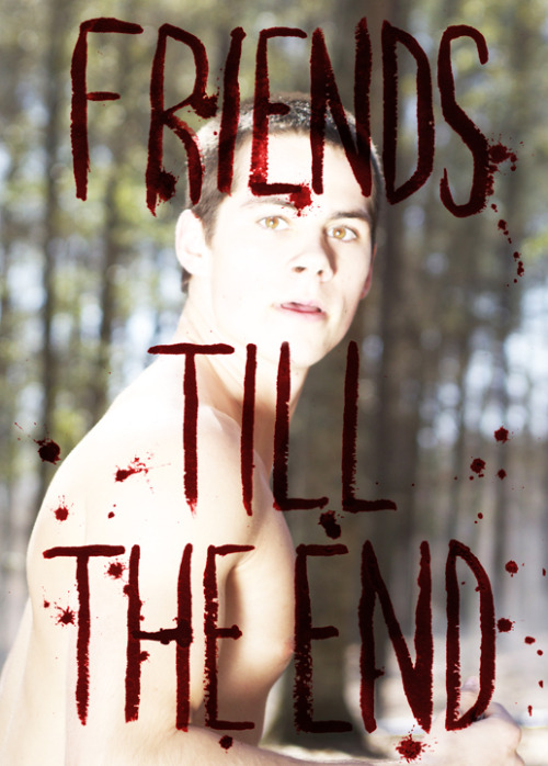 Another Teen Wolf tumblr oldie - at one point in time…Stiles took his shirt off. #memories