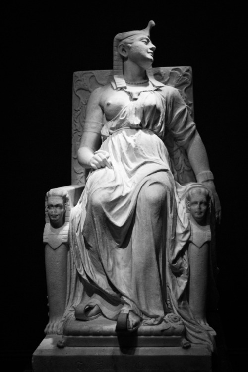 Death of Cleopatra by Edmonia LewisSmithsonian American Art MuseumWashington, DC11 June 2011