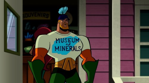 bigbardafree:  beeseverywhere:  ladylantern:  mighty-motherbox:  GEOLOGY IS OUTRAGEOUS!  oh my god, my love  BatB Aquaman is best Aquaman  ^^^^FACT.
