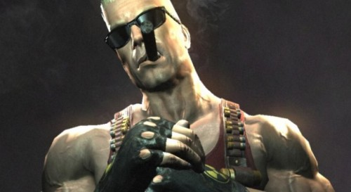 """Duke Nukem Forever,"" vaporware no more. You can buy it! It's here. Finally. In purchasable form. The long-delayed sequel to Duke Nukem 3D finally comes out in the U.S. today. And what better way to celebrate the game's release than by talking with one of the guys who helped make this epic monstrosity? USA Today chats a little with co-creator Allen Blum on the journey that finally brought the game to stores. Finally. source Follow ShortFormBlog"