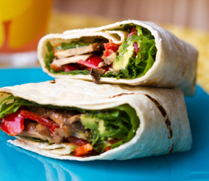 findvegan:  10 Vegan Wrap Recipes for Summer!