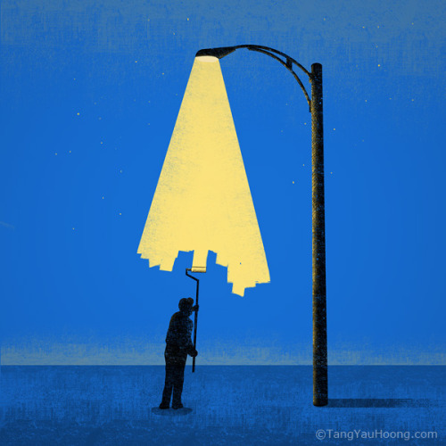 Surreal Light: Light Painter By Tang Yau Hoong: Website / facebook / tumblr / twitter